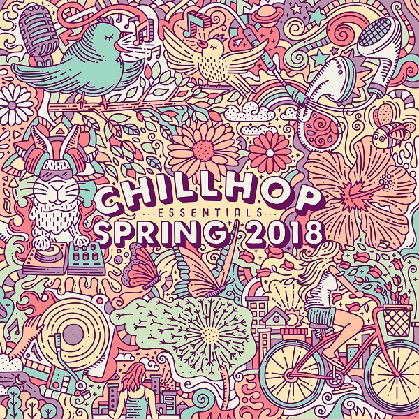 Chillhop Essentials - Spring 2018 - free download